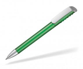 Ritter Pen Top Spin Frozen SI 10083 Kugelschreiber 4031 Limonen-Grün