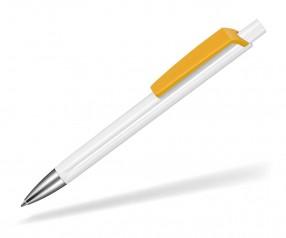 Ritter Pen TRISTAR Standard Kugelschreiber 03530 0101 0201 Weiß Apricot