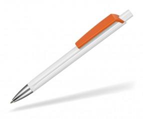 Ritter Pen TRISTAR Standard Kugelschreiber 03530 0101 0501 Weiß Orange