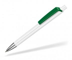 Ritter Pen TRISTAR Standard Kugelschreiber 03530 0101 1001 Weiß Minz-Grün