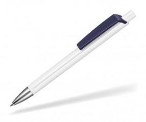 Ritter Pen TRISTAR Standard Kugelschreiber 03530 0101 1302 Weiß Nacht-Blau
