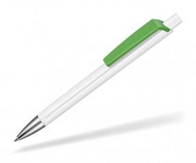 Ritter Pen TRISTAR Standard Kugelschreiber 03530 0101 4076 Weiß Apfel-Grün