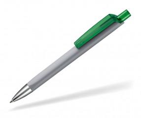 Ritter Pen TRISTAR Soft ST Werbekuli 43533 1400 4031 Stein-Grau Limonen-Grün