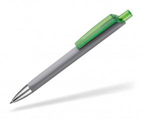 Ritter Pen TRISTAR Soft ST Werbekuli 43533 1400 4070 Stein-Grau Gras-Grün