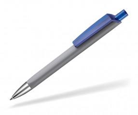 Ritter Pen TRISTAR Soft ST Werbekuli 43533 1400 4303 Stein-Grau Royal-Blau