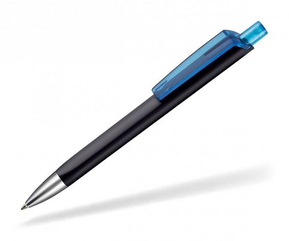 Ritter Pen TRISTAR Soft ST Werbekuli 43533 1500 4110 Schwarz Caribic-Blau
