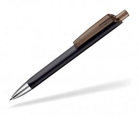 Ritter Pen TRISTAR Soft ST Werbekuli 43533 1500 4507 Schwarz Rauch-Grau