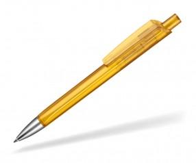 Ritter Pen TRISTAR Transparent Werbekugelschreiber 13530 3505 Mango-Gelb