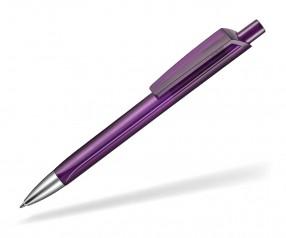 Ritter Pen TRISTAR Transparent Werbekugelschreiber 13530 3903 Pflaumen-Lila