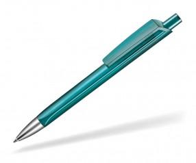 Ritter Pen TRISTAR Transparent Werbekugelschreiber 13530 4044 Smaragd-Grün