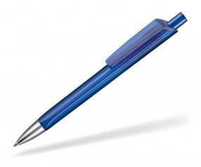 Ritter Pen TRISTAR Transparent Werbekugelschreiber 13530 4303 Royal-Blau