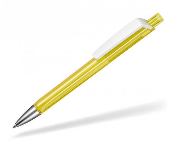Ritter Pen TRISTAR Transparent S Kugelschreiber Werbung 53530 3210 Ananas-Gelb