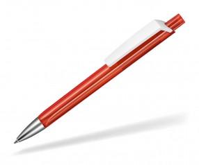 Ritter Pen TRISTAR Transparent S Kugelschreiber Werbung 53530 3609 Feuer-Rot