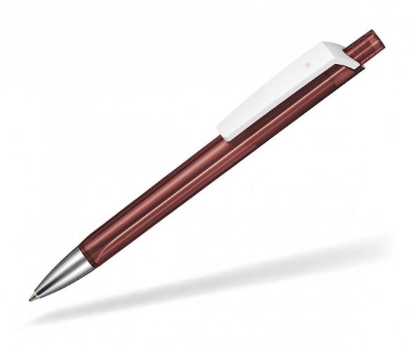 Ritter Pen TRISTAR Transparent S Kugelschreiber Werbung 53530 3630 Rubin-Rot