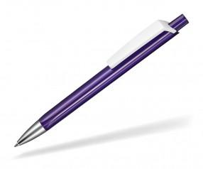 Ritter Pen TRISTAR Transparent S Kugelschreiber Werbung 53530 4333 Ozean-Blau