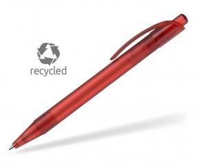 Schneider Kugelschreiber DYNAMIX RECYCLING transparent rot