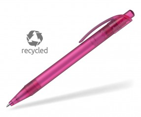 Schneider Kugelschreiber DYNAMIX RECYCLING transparent pink