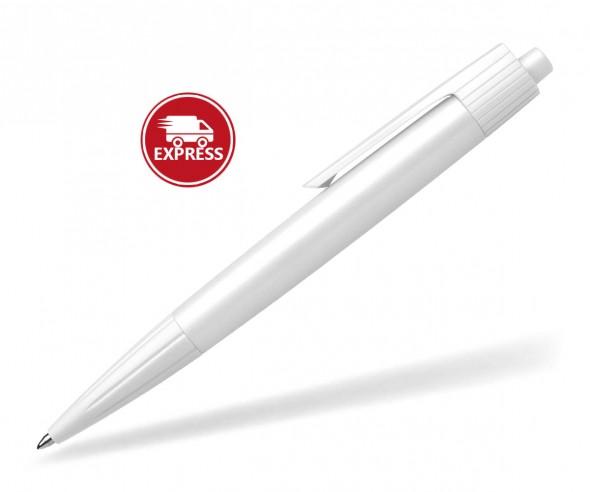 Express Kugelschreiber Schneider LIKE opak weiss, 6-Tage-EXPRESS möglich