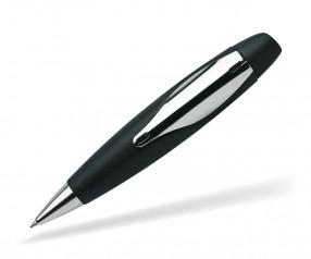 Schneider Kugelschreiber ID mit Drehknopf in schwarz