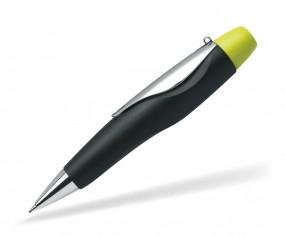Schneider Bleistift ID mit Drehmechanik in gelb