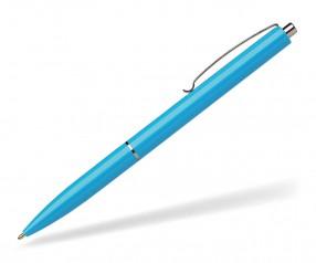 Schneider Kugelschreiber K15 mit Drücker hellblau