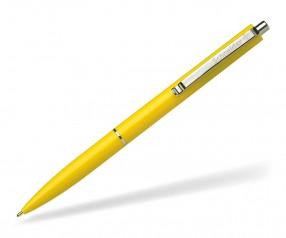 Schneider Kugelschreiber K15 mit Drücker gelb