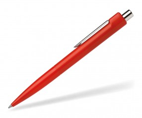 Schneider Kugelschreiber K1 mit Drücker rot
