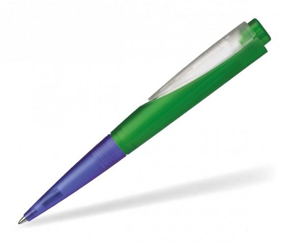 Schneider Promotion Kugelschreiber F-ACE grün blau