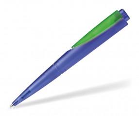 Schneider Promotion Kugelschreiber F-ACE blau grün