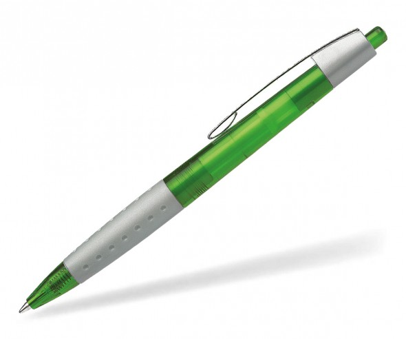 Schneider Kugelschreiber LOOX grün grau