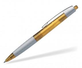 Schneider Kugelschreiber LOOX gelb grau