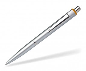 Schneider Kugelschreiber K1 Metal orange opak