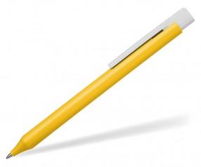 Schneider Kugelschreiber ESSENTIAL opak gelb weiß