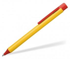 Schneider Kugelschreiber ESSENTIAL gelb rot