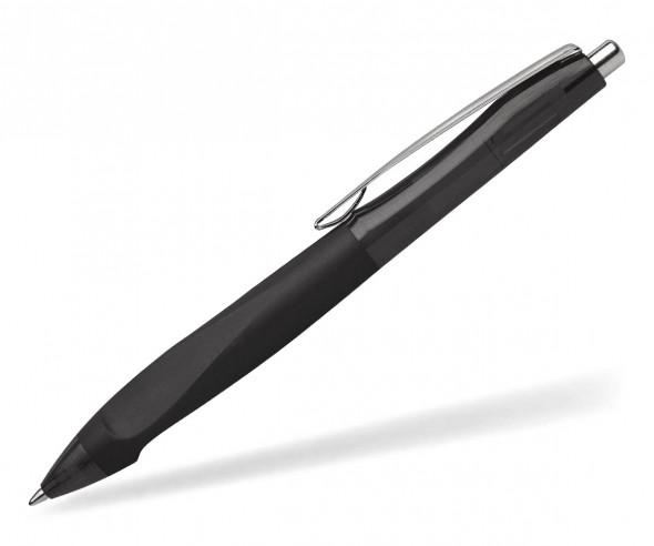 Schneider Kugelschreiber HAPTIFY gummiert schwarz