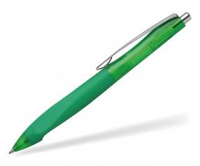Schneider Kugelschreiber HAPTIFY gummiert grün