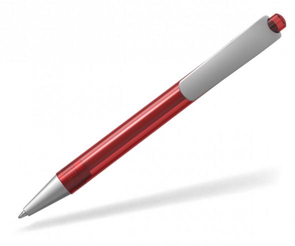 Schneider DYNAMIX SHINE Kugelschreiber transparent rot