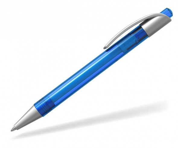 Schneider DYNAMIX SHINE Kugelschreiber transparent blau