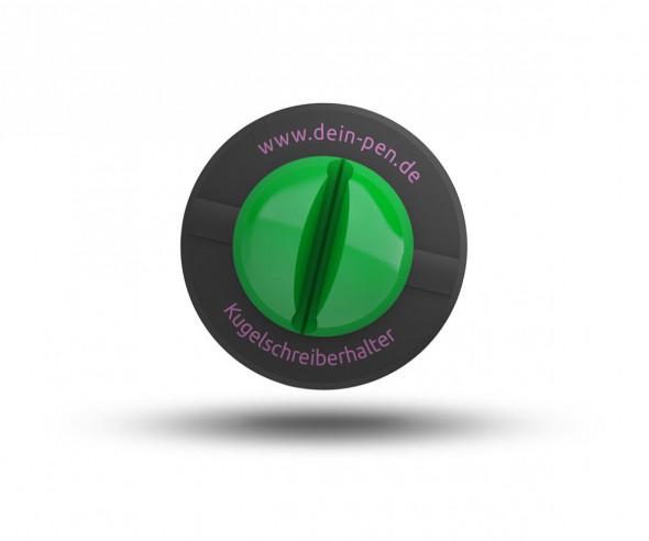 Schneider Penholder KLICK-FIX schwarz-grün