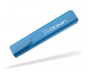 Schneider Textmarker 177 blau transparent