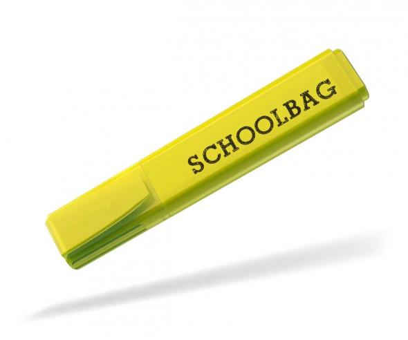 Schneider Textmarker 177 gelb transparent
