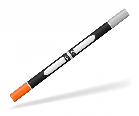 Schneider Link-It Duo orange-grau