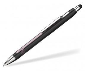 Schneider Touchpen Kugelschreiber Epsilon schwarz pink