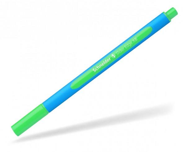Schneider Kugelschreiber SLIDER EDGE XB grün