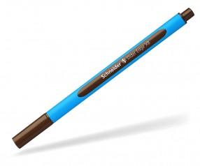 Schneider Kugelschreiber SLIDER EDGE XB braun