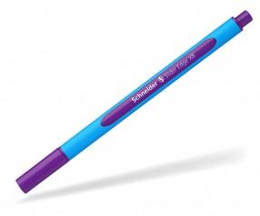 Schneider Kugelschreiber SLIDER EDGE XB violett