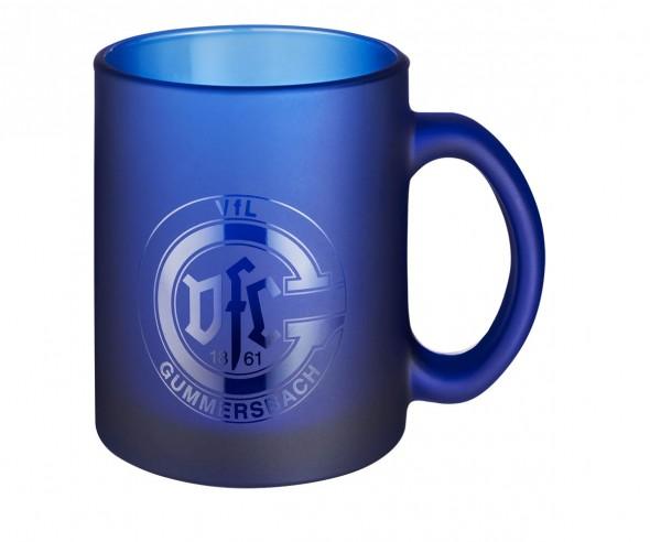 senator FROZEN COLOUR 0972 Tasse mit Veredelung blau