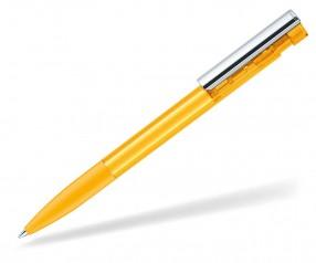 senator Liberty Clear SG MC 3212 Kugelschreiber 7408 Gelb