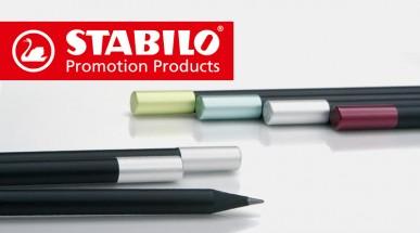 Bleistifte als Werbeartikel von STABILO: traditionell, individuell!