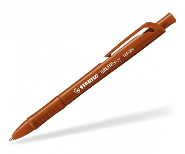 STABILO BIO Kugelschreiber GREENfancy braun